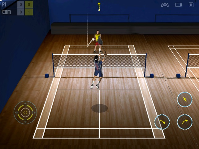 Super Badminton 2010 HD Screenshot