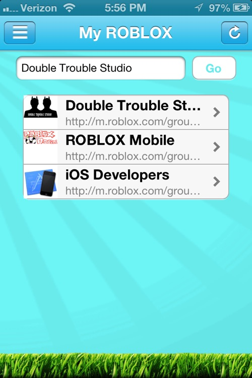 My ROBLOX