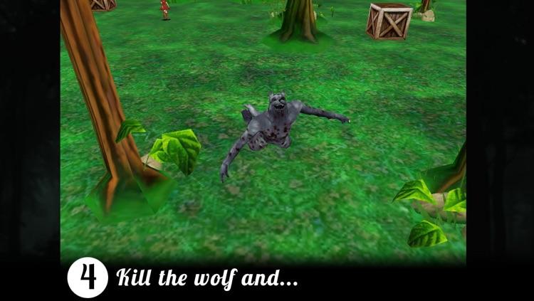Red Revenge - The True Story of Little Red Riding Hood - screenshot-3
