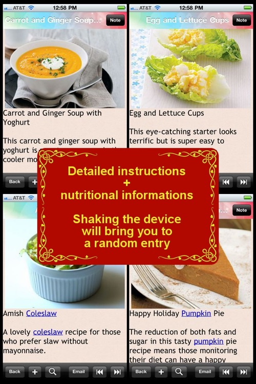 Diabetic Food & Recipes