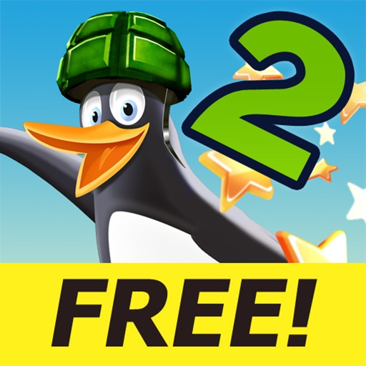 Crazy Penguin Catapult 2 FREE icon