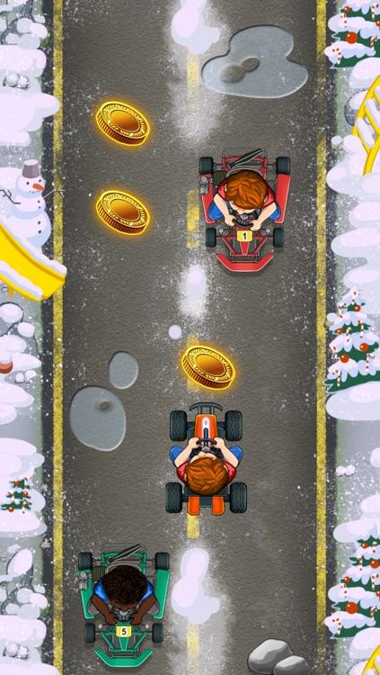 Free Kids Racing Game screenshot-3