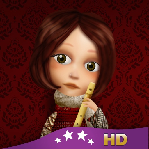 The Flautist of Hamelin HD - Children's Story Book