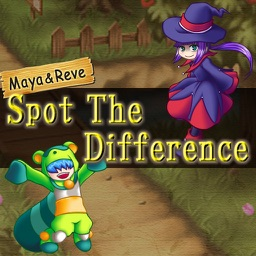 Maya & Reve Spot The Difference Lite