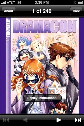 Dramacon Volume 1, Part 1 (of 4)