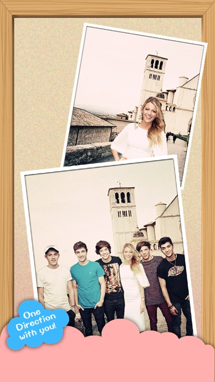 One Direction & Me - One Direction version app stand gratuito per Facebook, Instagram, Flickr, Omegle & Pinterest screenshot-0
