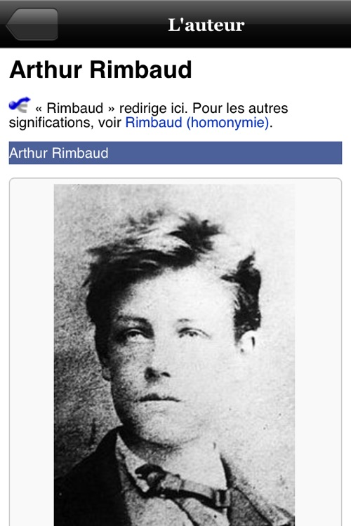 Rimbaud - Oeuvres complètes