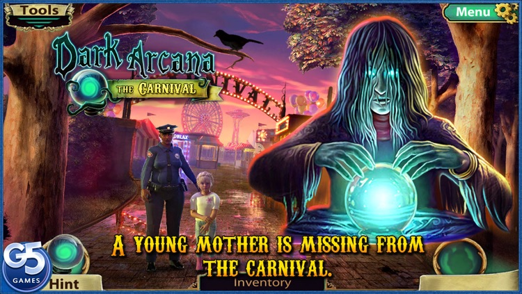 Dark Arcana: The Carnival screenshot-0