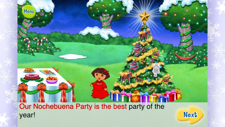 Dora's Christmas Carol Adventure screenshot-1