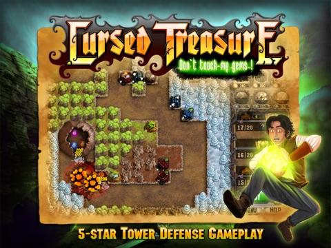 Cursed Treasure HD на iPad