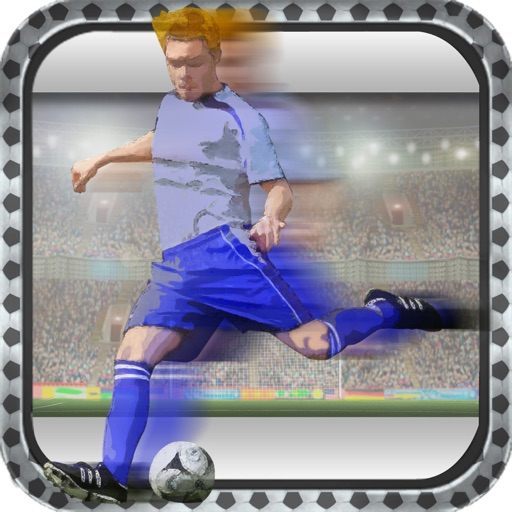 3D Soccer Field Foot-Ball Kick Score - Fun-nest Girl and Boy Game for Free iOS App
