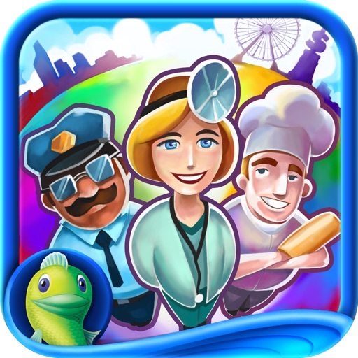 Life Quest 2: Metropoville HD (Full) icon