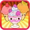 アイスクリームポップ:バニラ、チョコ&ストロベリーフレーバー付き