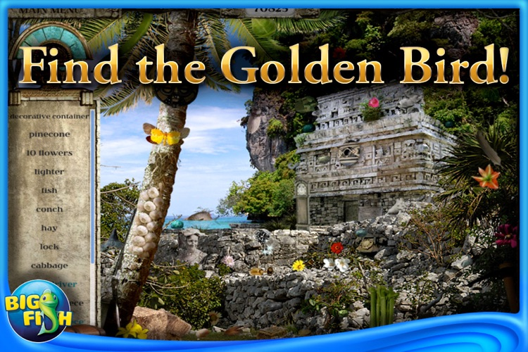 Youda Legend: The Golden Bird of Paradise screenshot-4