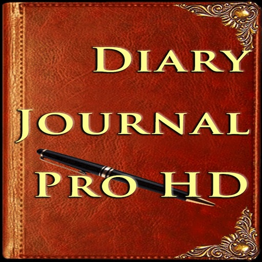 Diary Journal Pro HD- Personalize & secure the video voice record text photo mood event place. Best daily planner app for iPad