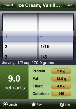 Low Carb Diet Assistant screenshot-3
