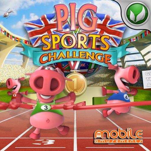 Pig Sports Challenge