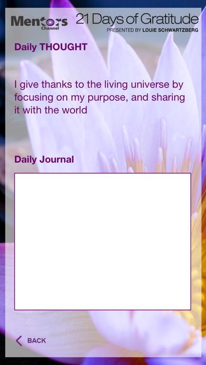 21 Days of Gratitude screenshot-4