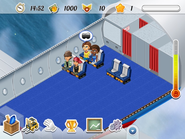 FlightExpress for iPad - Simulator Game