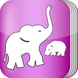 Eventyret om Lily Bitten – Elefanten der troede den var en myresluger