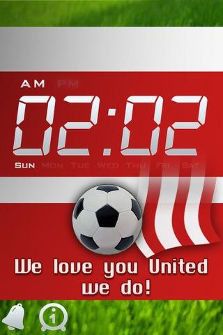 Man United Alarm Clock-1