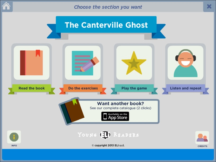 The Canterville Ghost - ELI