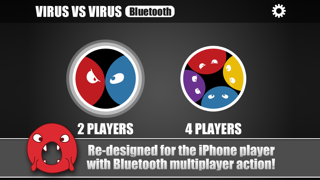Virus Vs. Virus Bluetooth(multiplayer versus game