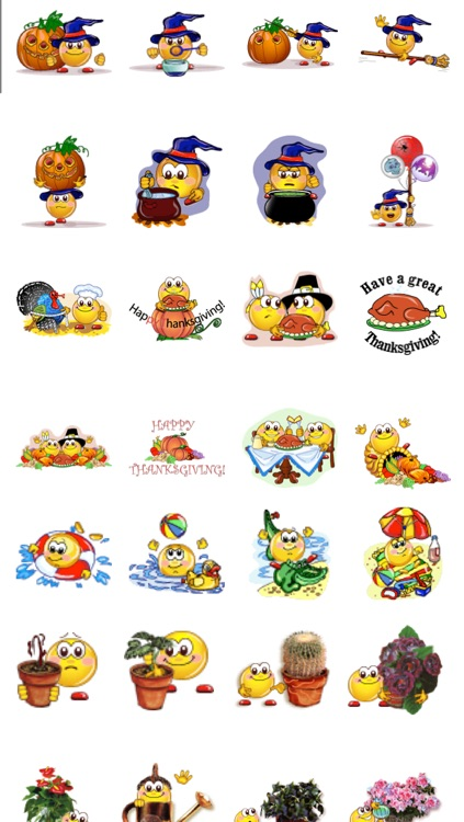 Stickers Mania - Animated Stickers for chat apps screenshot-3