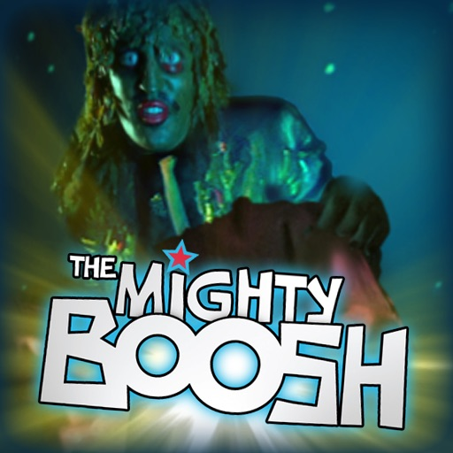 The Mighty Boosh Old Gregg Torch