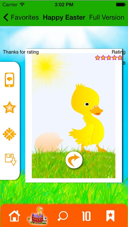 Happy Easter - Send greetings to friends & family screenshot-3