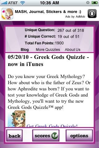Miley Cyrus Quizzle™ screenshot-4