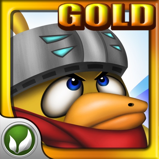 Ninja Chicken Gold