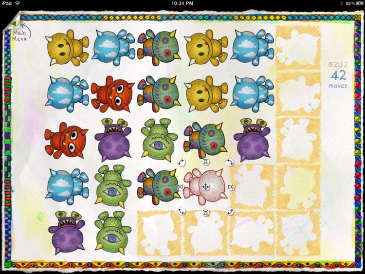 Symmetry Shuffle screenshot-4