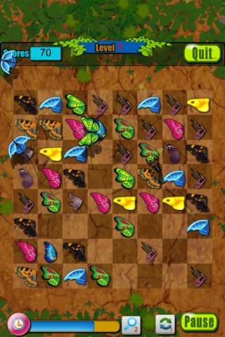 Butterfly Kyodai screenshot three