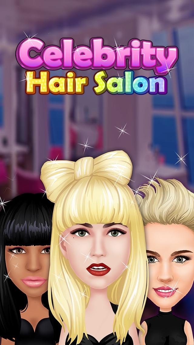 Celebrity Hair Salon™のおすすめ画像4