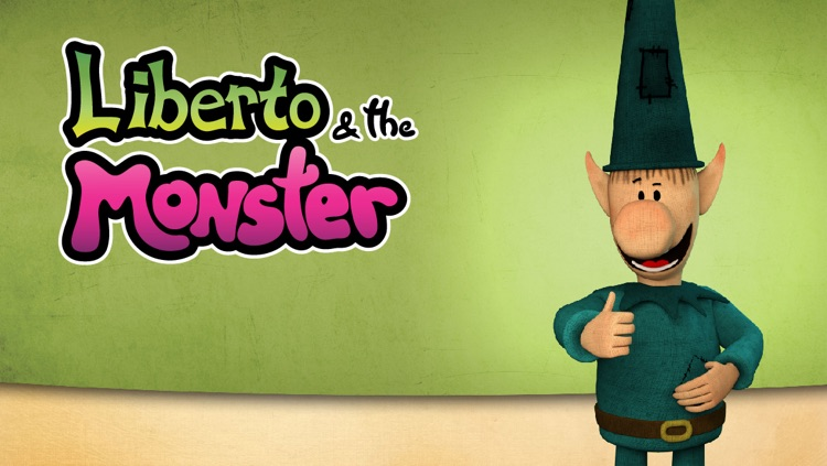 Tales for kids from the Emerald Kingdom: The story of Liberto and the Monster