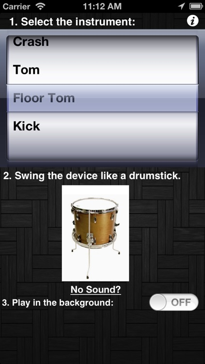 Virtual Drums screenshot-3