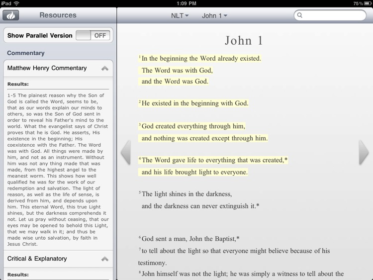 CBN Bible for iPad