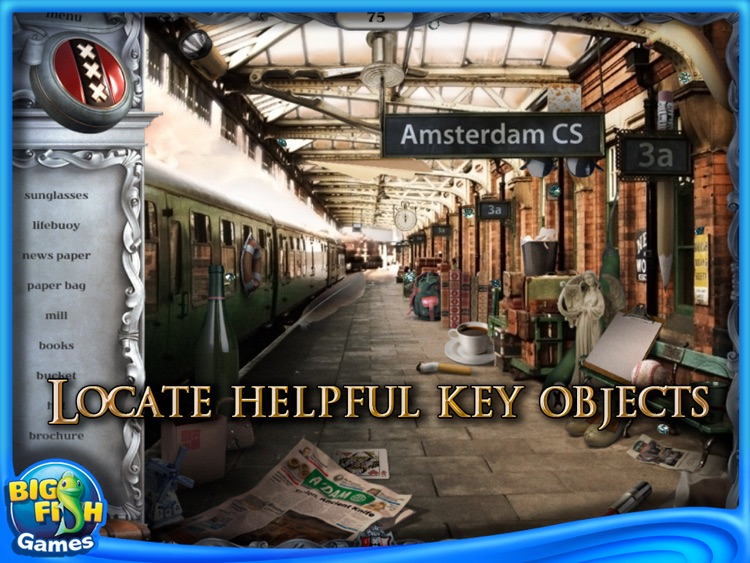 Youda Legend: The Curse of the Amsterdam Diamond HD (Full) screenshot-4