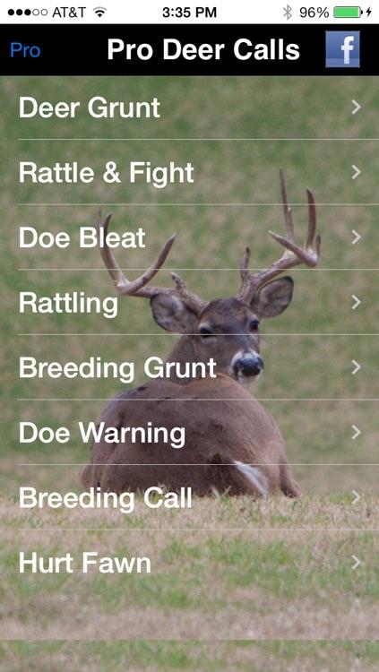 Pro Deer Calls lite