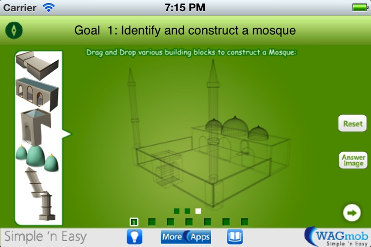 Learn Islamic Culture by WAGmob screenshot-2