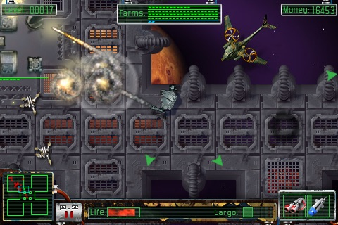 Battle for Cydonia screenshot-4