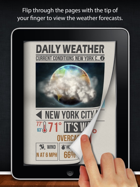 Daily Weather HD+