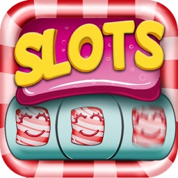 All Lucky Sweet Candy Dessert Casino Mania Slots - Slot Machine with Black-jack and Bonus Prize-Wheel