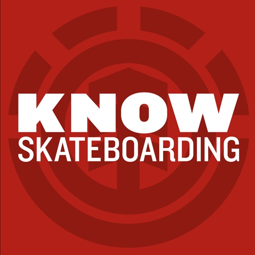 Know Skateboarding Street Fundamentals with the Element Pro Team icon