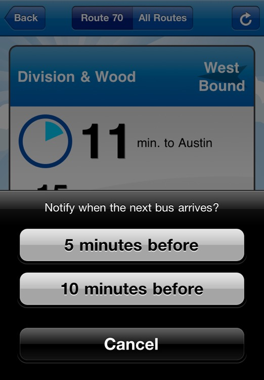 Buster: The Chicago Bus & Train Tracker