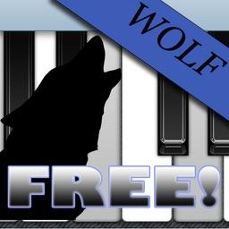 Wolf Piano Free