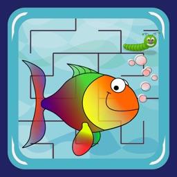 Tropical Fish Maze