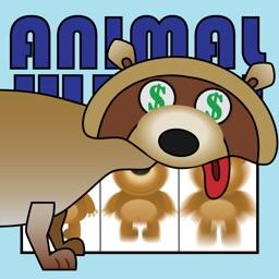 Animal Wheel - Slot Machine with Bonus Games