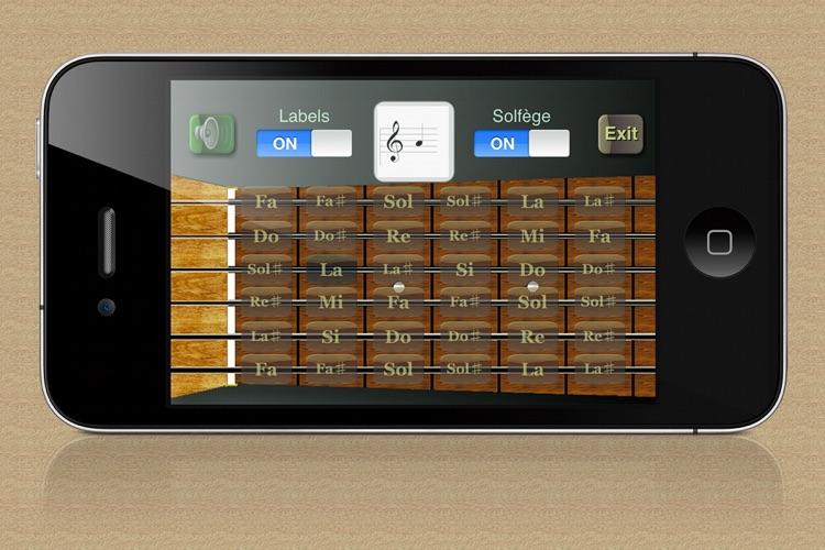 Guitar Scale Trainer screenshot-4
